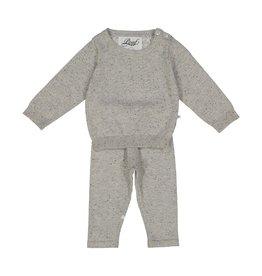 Pouf Pouf Speckled Knit Set