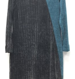 iPosh iPosh Colorblock Chenille Textured Dress