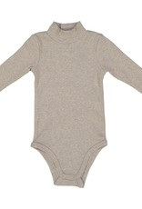 LIL LEGS FW Rib Turtleneck Onesie Basic Colors