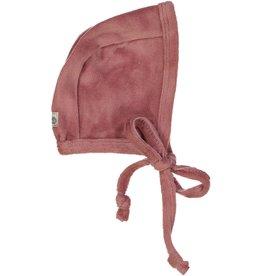 LIL LEGS Velour Bonnet