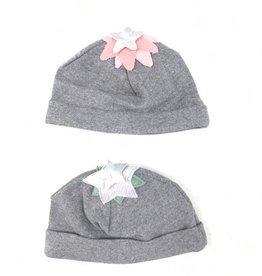 HugaBaby HugABaby Hat with Felt Aplique