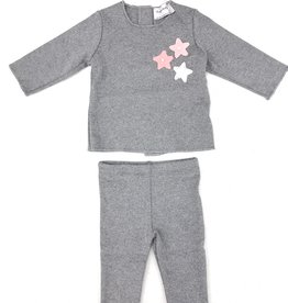HugaBaby HugABaby Set with Felt Aplique