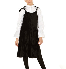 Indigo Indigo Velvet Slip Dress