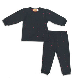 So What So What Die Cut Stars Pajama