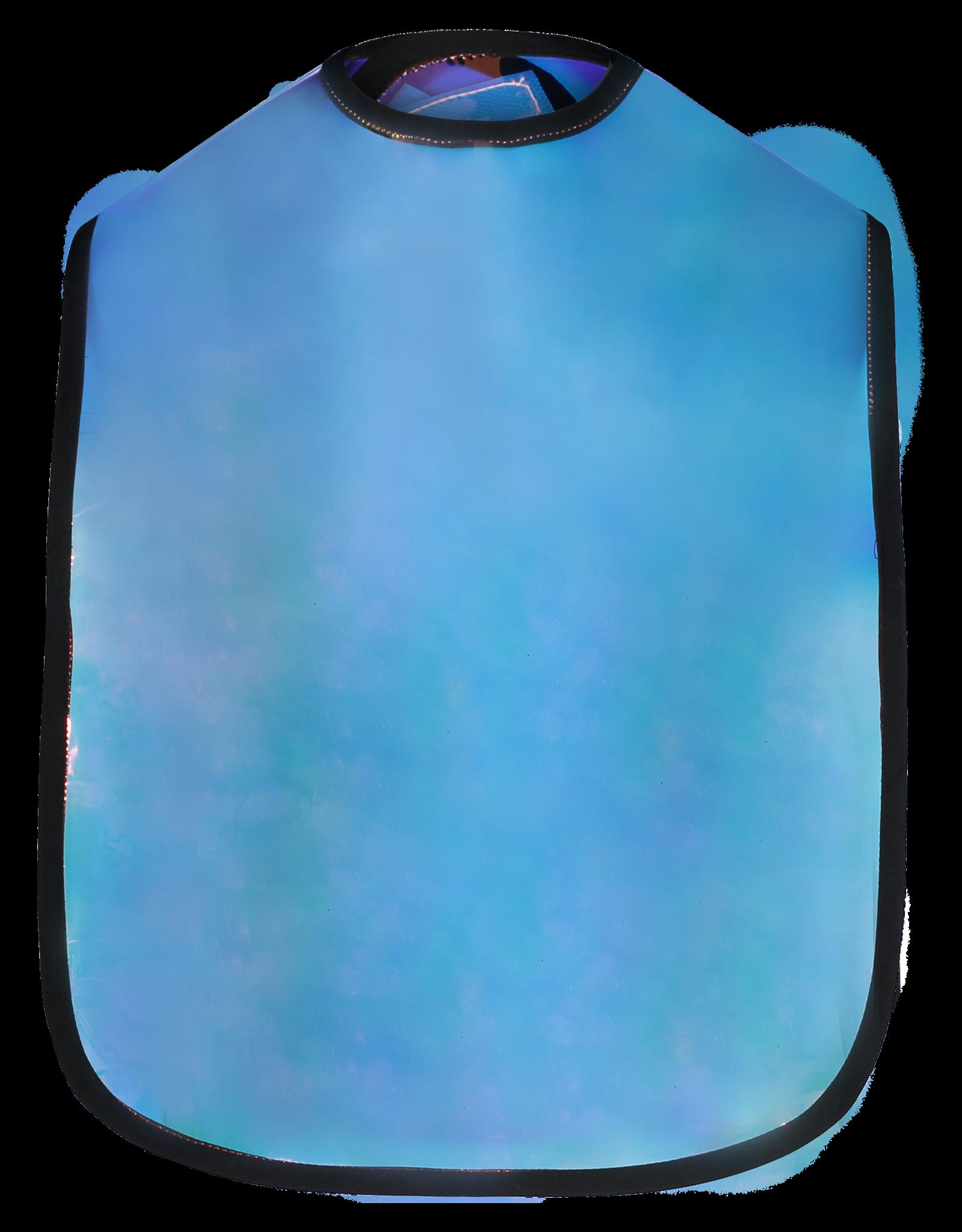 ArGail ArGail Multi Irisdescent Plastic Bib