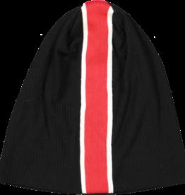 Dacee Dacee Striped Ribbon Beanie
