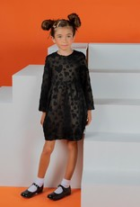 Clo Clo Heart Lace Empire Waist Dress