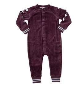 FIVE STAR Five Star Velour Tracksuit with Stars