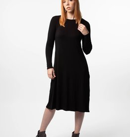 Havah Tribe Havah Tribe Basic Swing Dress