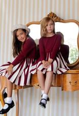 SLICE Slice Accordion Pleated Dress