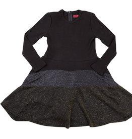 Lola Lola Shimmer Bottom Aline Dress