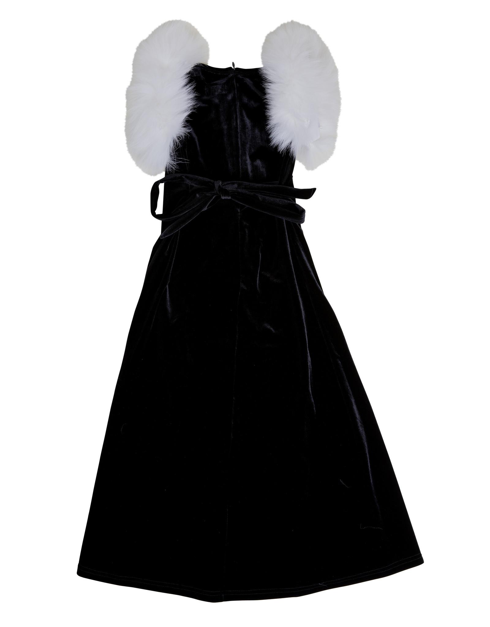 By Chanc By Chanc Fur Armhole Robe
