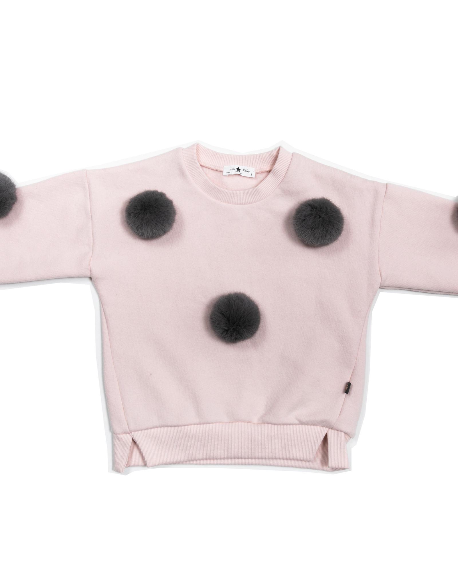 Petite Hailey Petite Hailey Pom Pom Sweater
