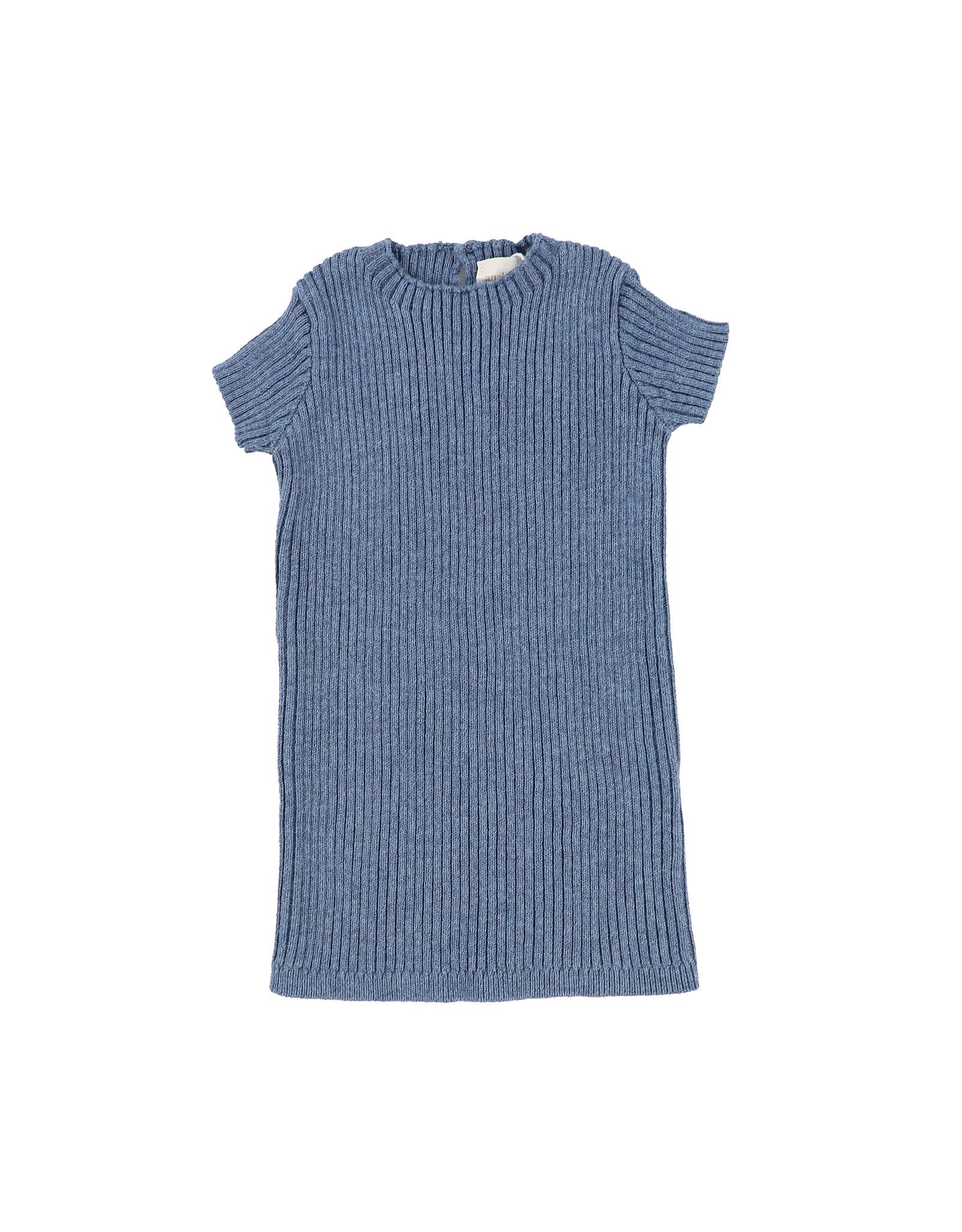 Analogie SS20 Short Sleeve Knit Sweater