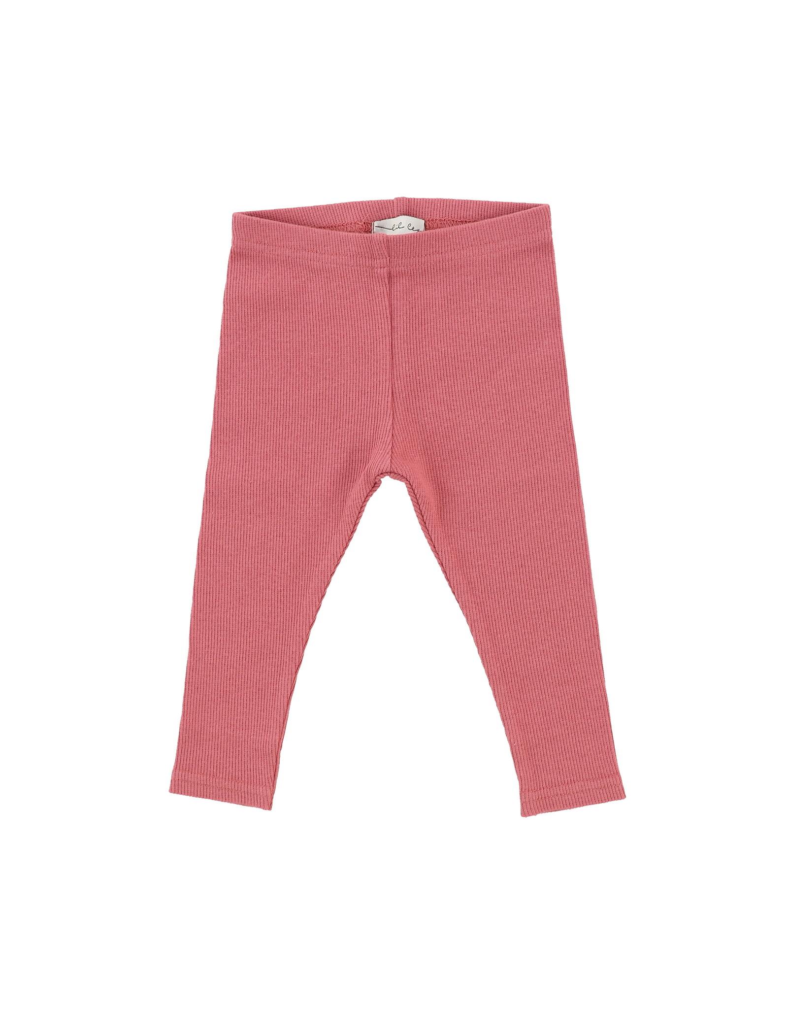 LIL LEGS SS20 Ribbed Leggings Fashion Colors