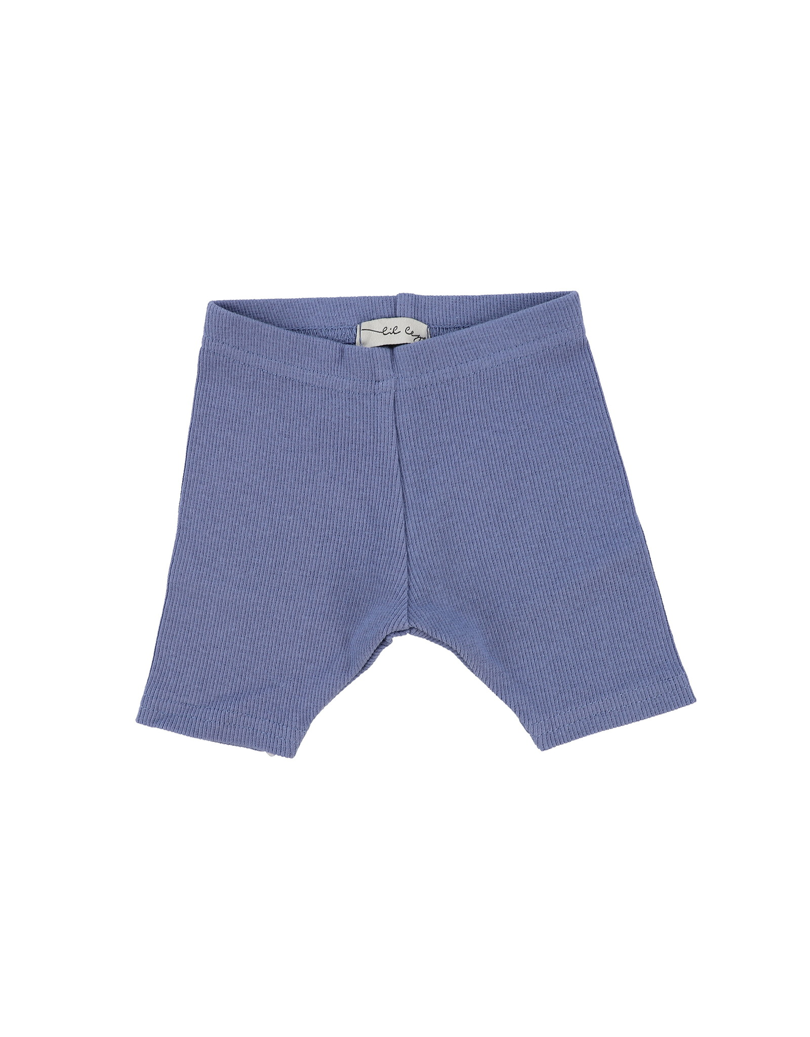 LIL LEGS SS20 Ribbed Shorts Fashion Colors