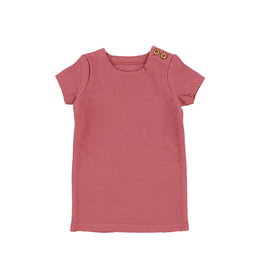 LIL LEGS SS20 Short Sleeve Ribbed T-Shirt