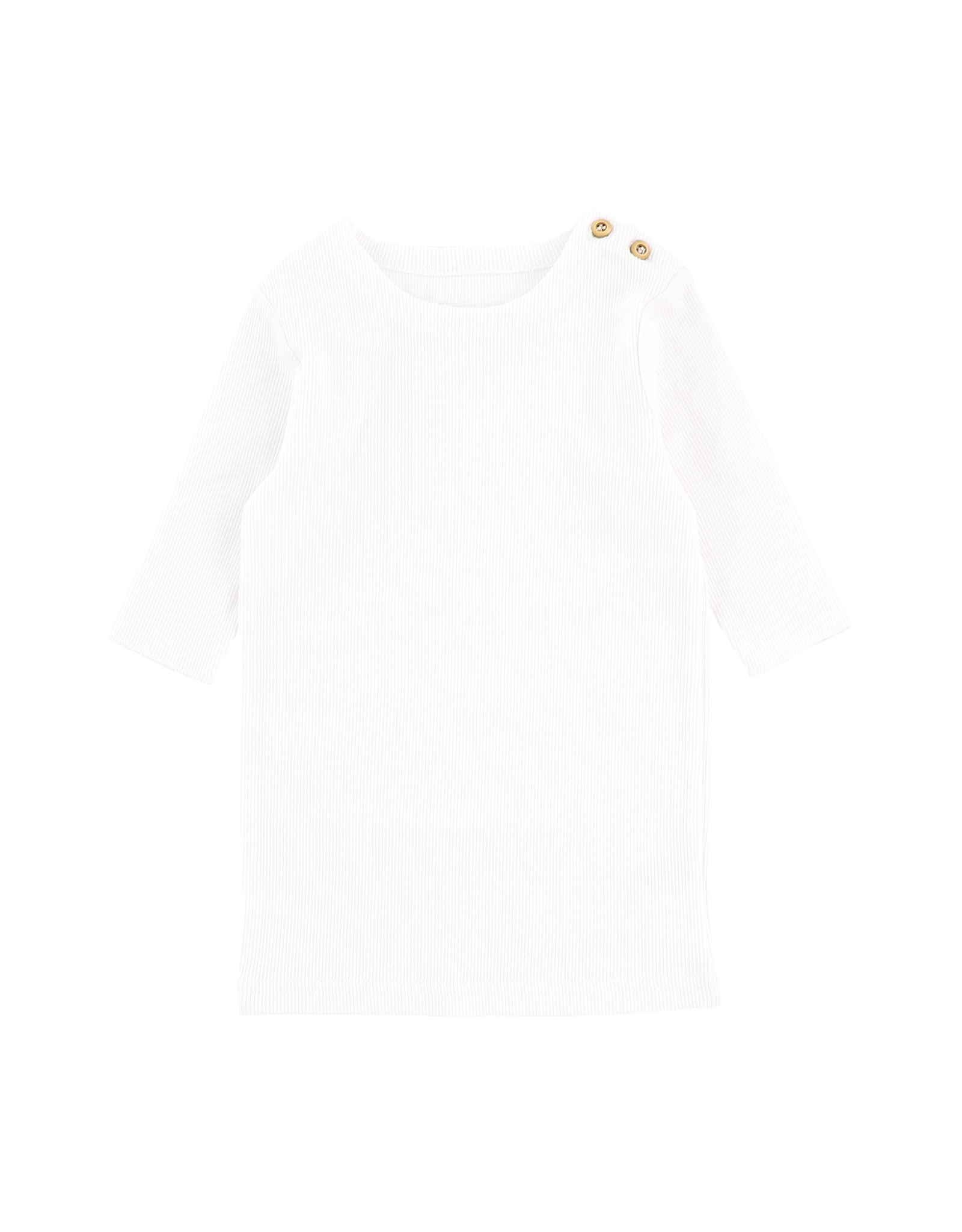 LIL LEGS SS20 3/4 Sleeve Ribbed T-Shirt