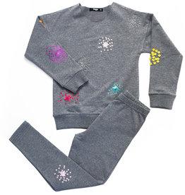Noggi Noggi Sequin Patch Pajama