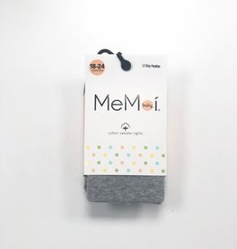 Memoi Memoi Baby Basic Cotton Tights