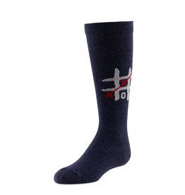 BimBam BimBam Tic Tac Toe Knee Sock