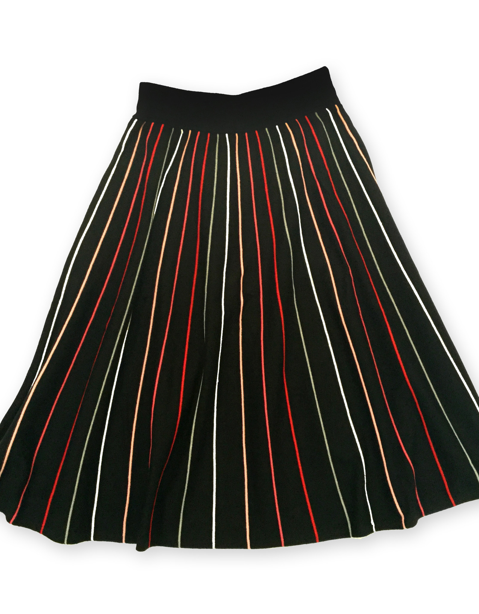 Noni Noni Multicolor Knit Skirt
