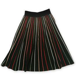 Noni Noni Multicolor Knit Skirt