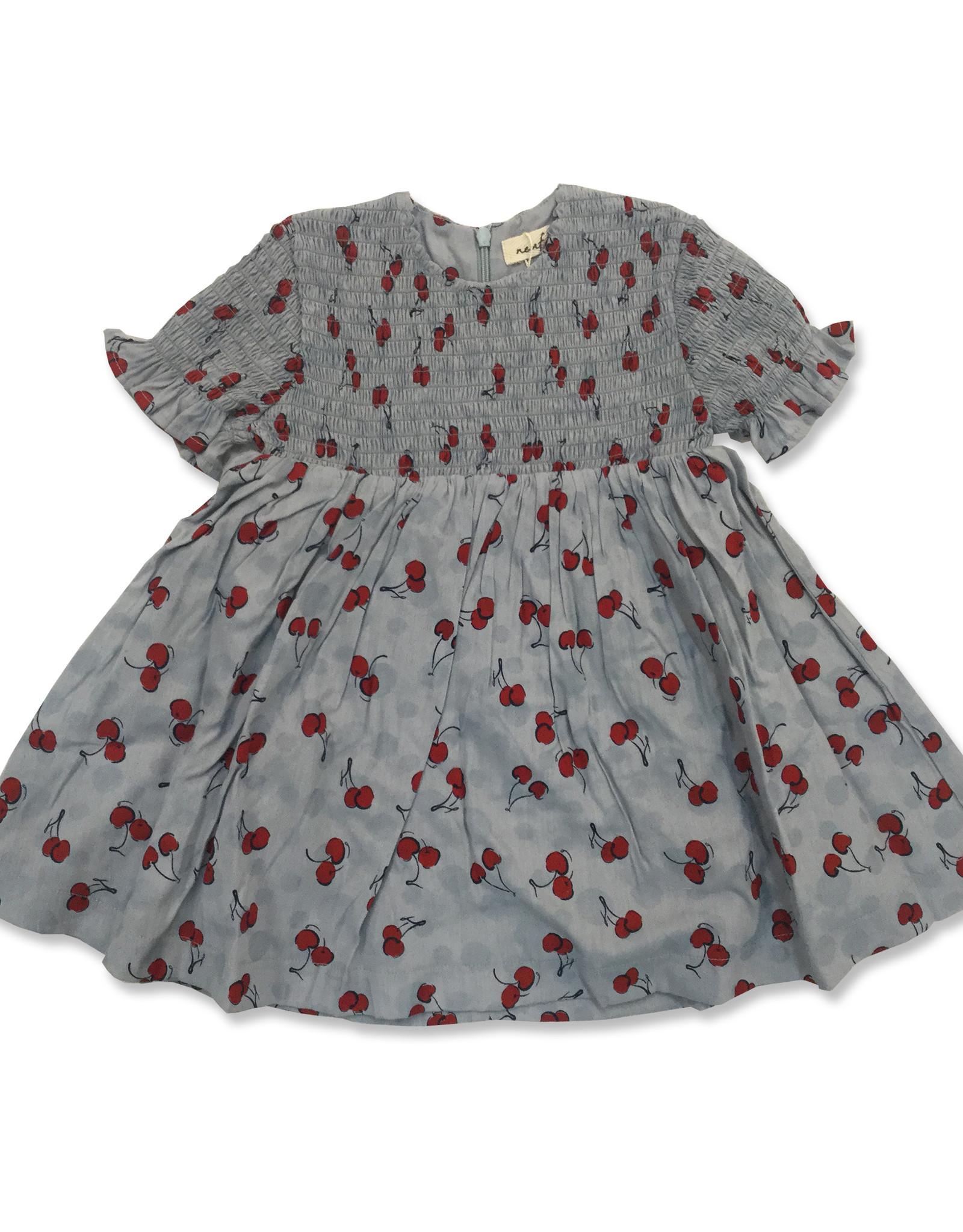 Neuf 9 Neuf 9 Cherry Print Dress