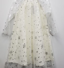 Petite Hailey Petite Hailey Tulle Dress with Stars