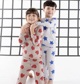 Neuf 9 Neuf 9 Heart/Star Print Pajama