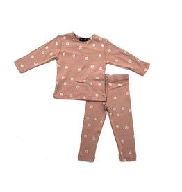 Peek A Boo Peek A Boo Dice Pajamas