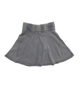 FIVE STAR Five Star Micro Rib Aline Skirt