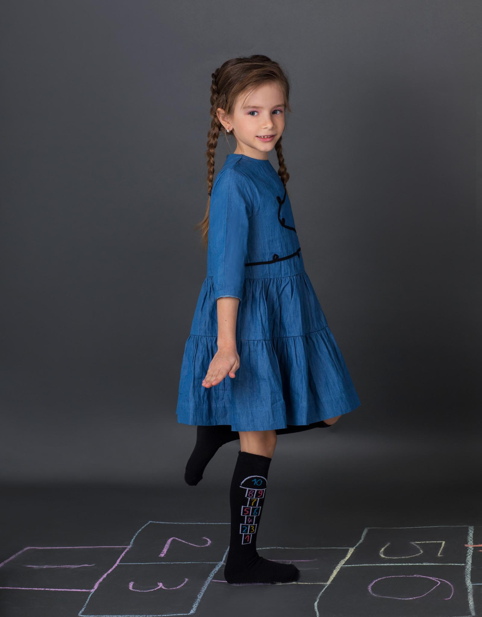 Blinq Blinq Hopscotch Knee Sock