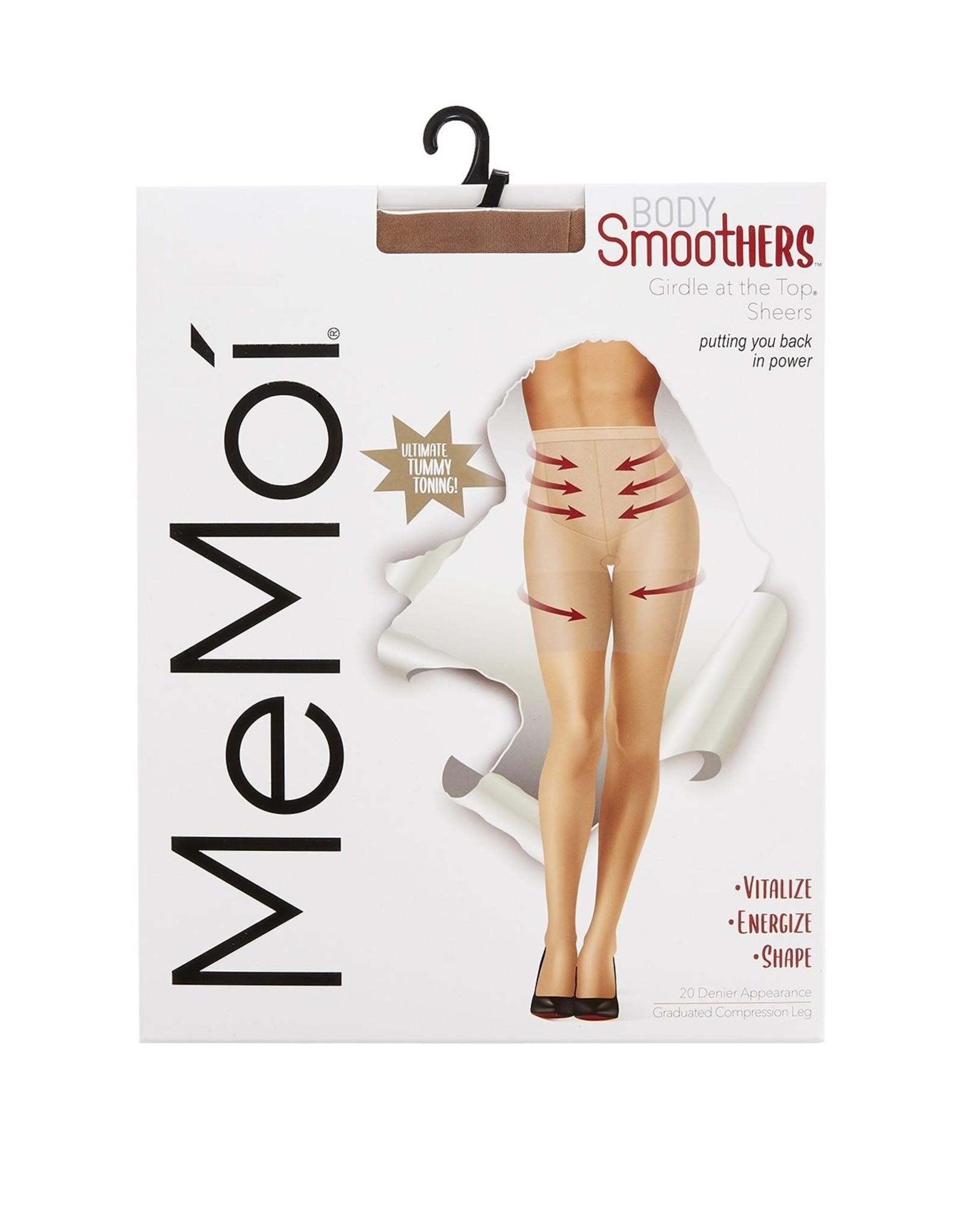Memoi Memoi Body Smoothers Girdle at The Top 20Denier Pantyhose