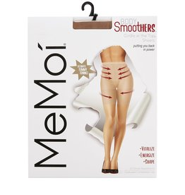Memoi Memoi Body Smoothers Girdle at The Top 20Denier Pantyhose