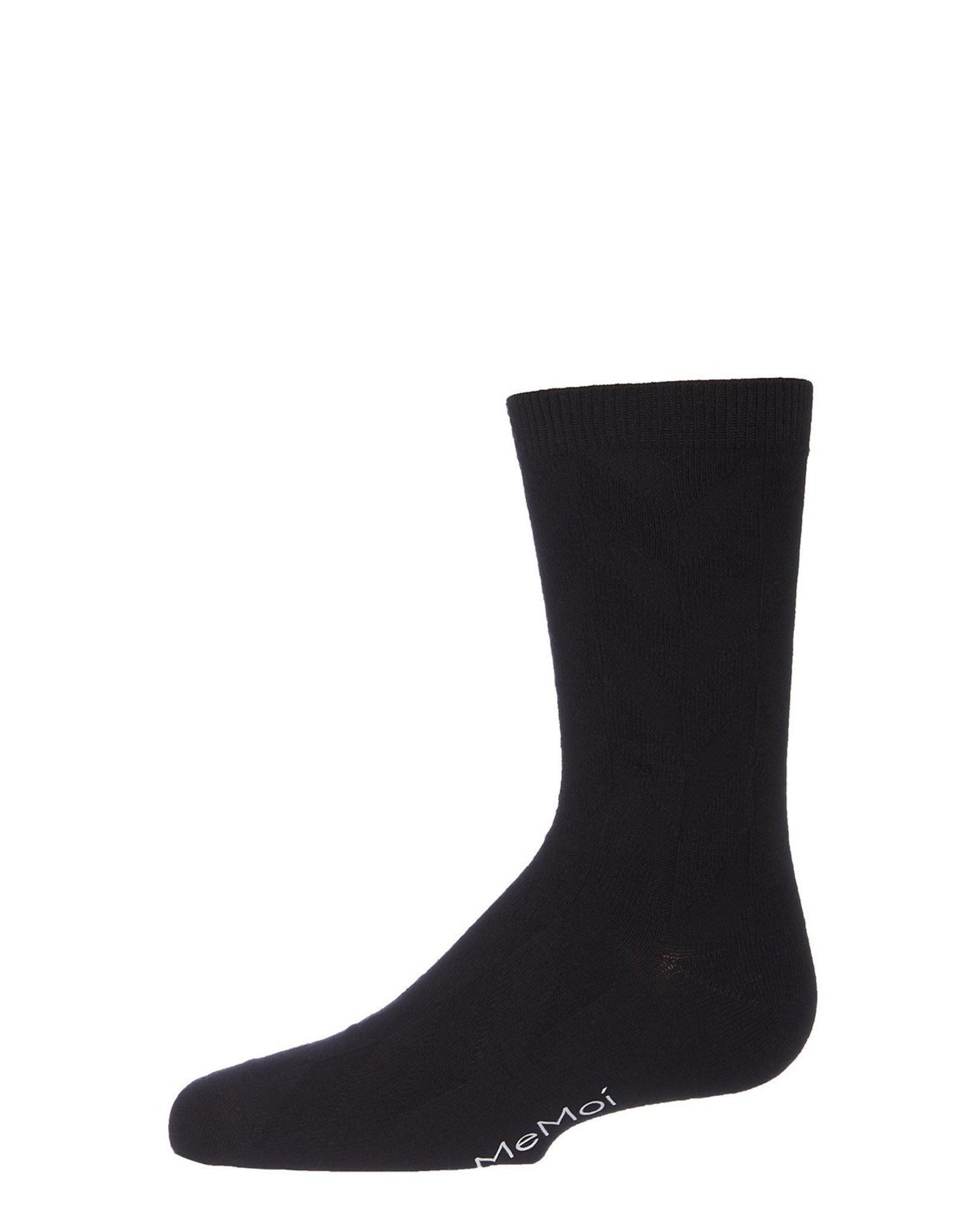 Memoi Memoi Boys Bamboo Diamond Sock