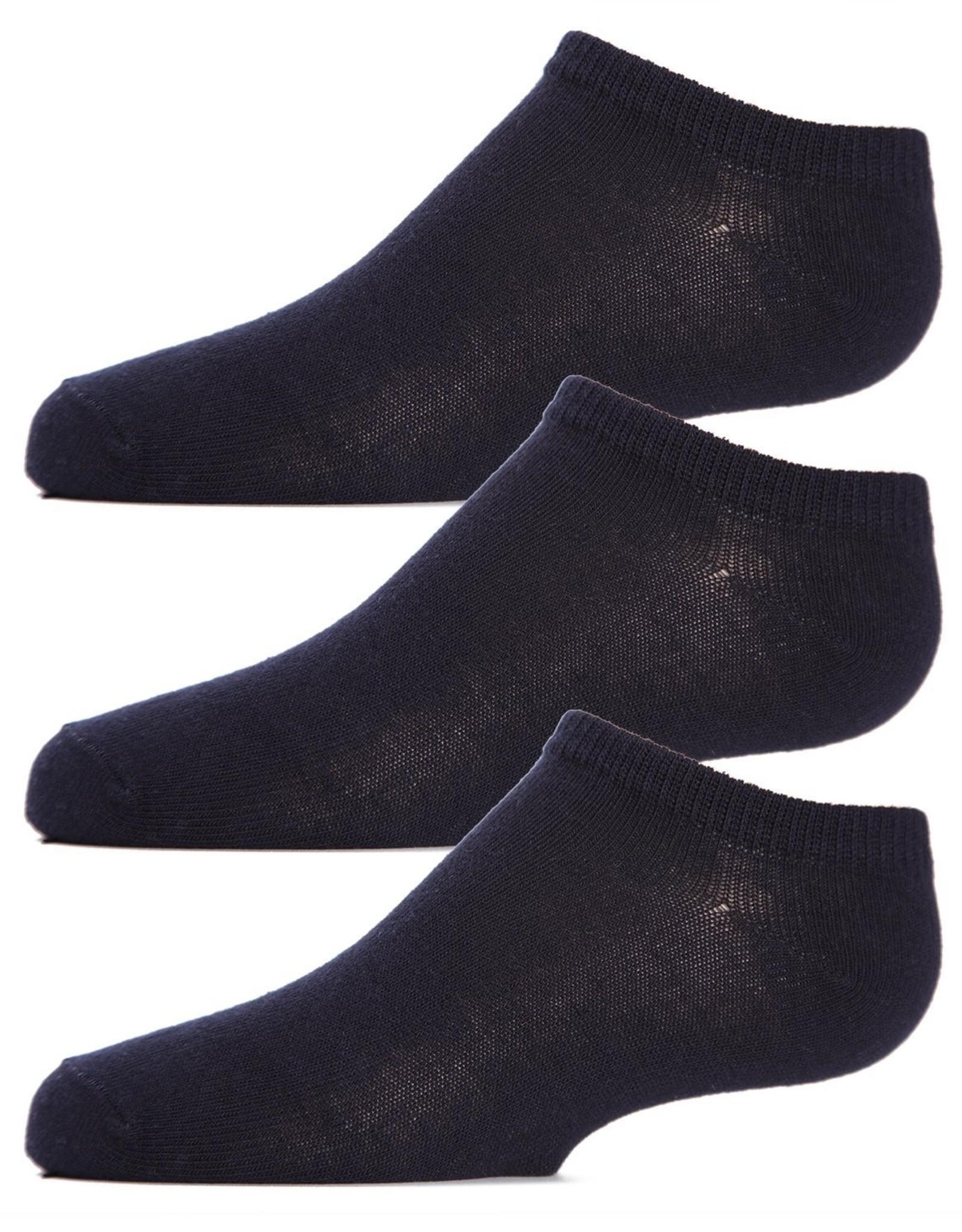 Memoi Memoi Low Cut Socks 3-Pack