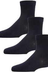Memoi Memoi Mid Cut Socks 3-Pack