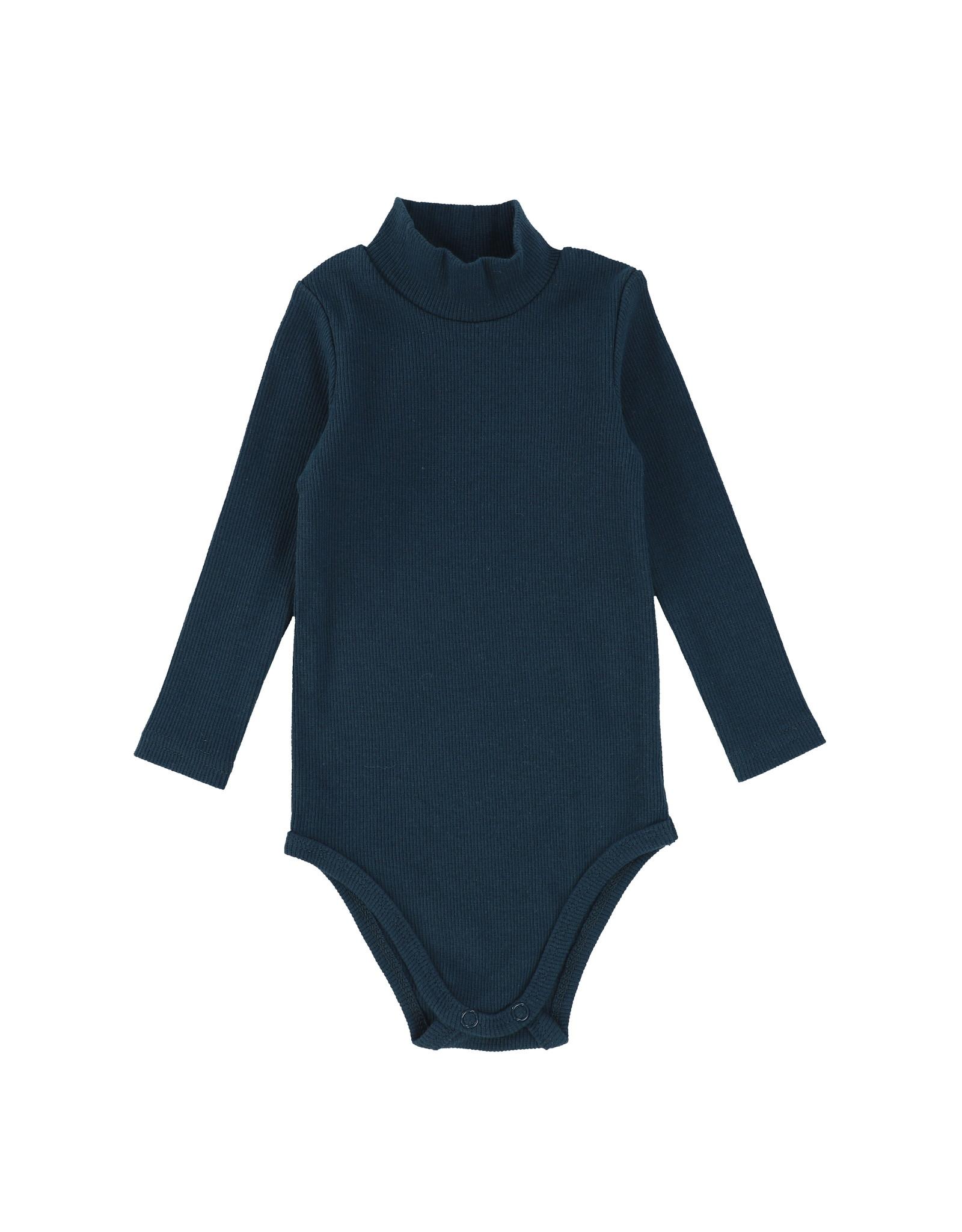 LIL LEGS FW20 Rib Turtleneck Onsie Fashion Colors