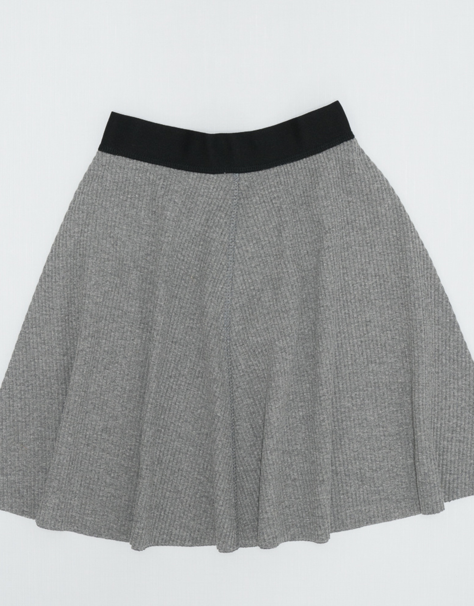 FYI Girls Flare Ribbed Skirt With Elastic Waistband