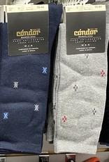 Condor Condor Mens Argyle Print Sock