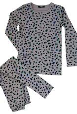 Noggi Noggi Colorful Leopard Pajama