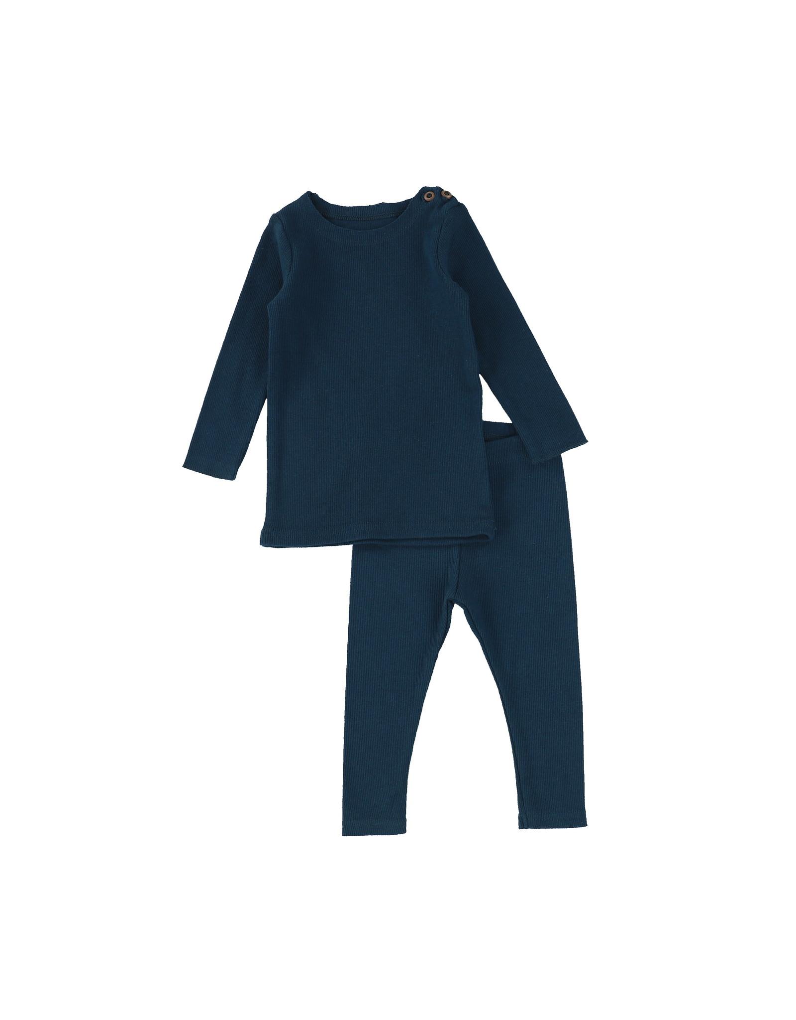 LIL LEGS FW20 Rib Set 2PC Fashion Colors