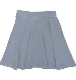 PeekABoo Peek A Boo Soft Ribbed Aline Skirt