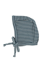 LIL LEGS FW20 Striped Rib Bonnet