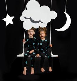 Neuf 9 Neuf 9 Sweatshirt Material Shapes Pajama