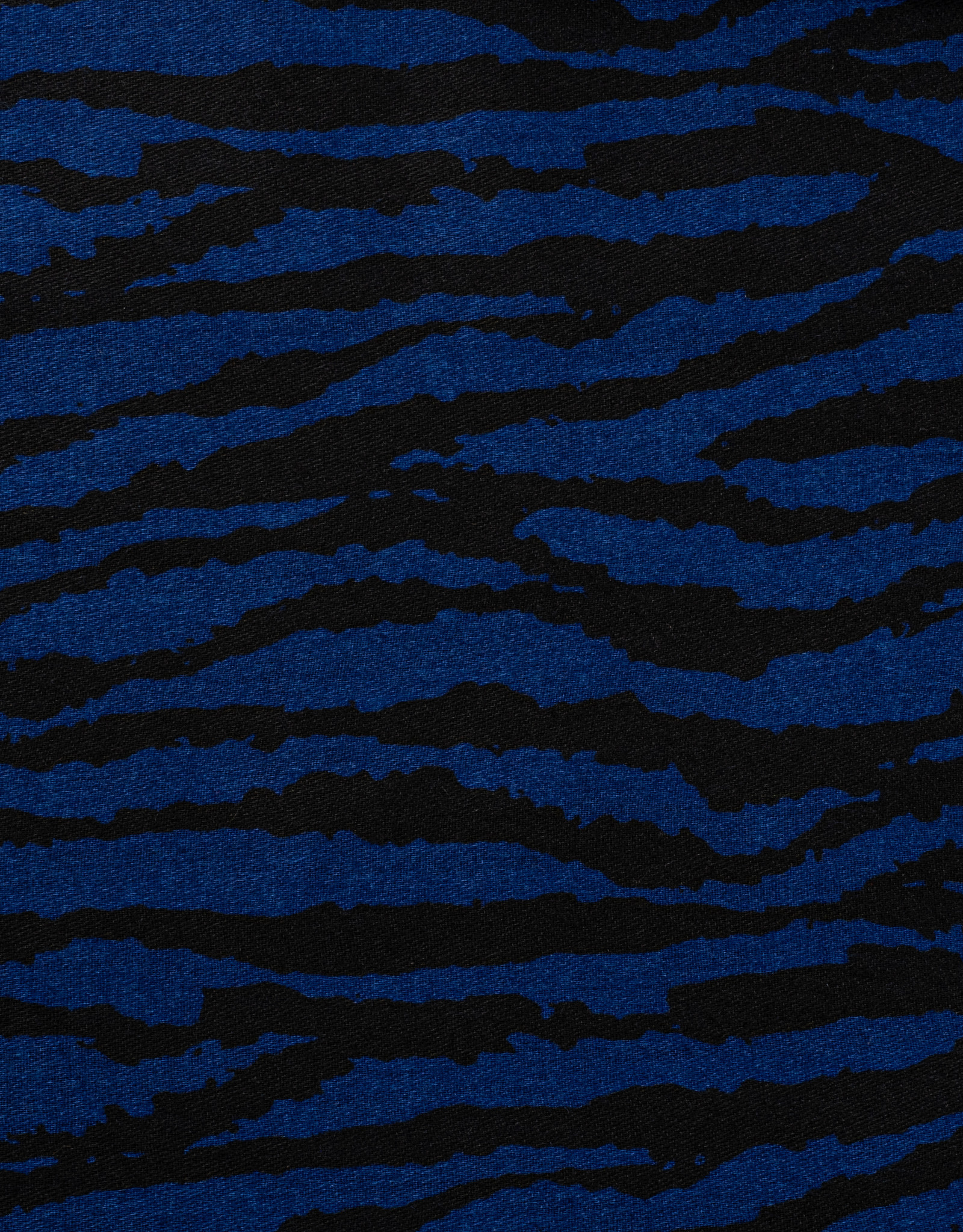 Cherie Cherie Zebra Printed Scarf Pretied