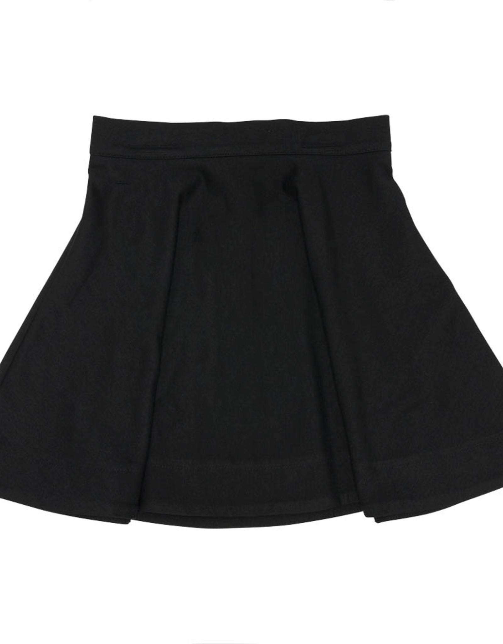Clo Clo Flare Basic Skirt with Zipper