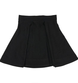 Clo Clo Flare Basic Skirt with Zipper