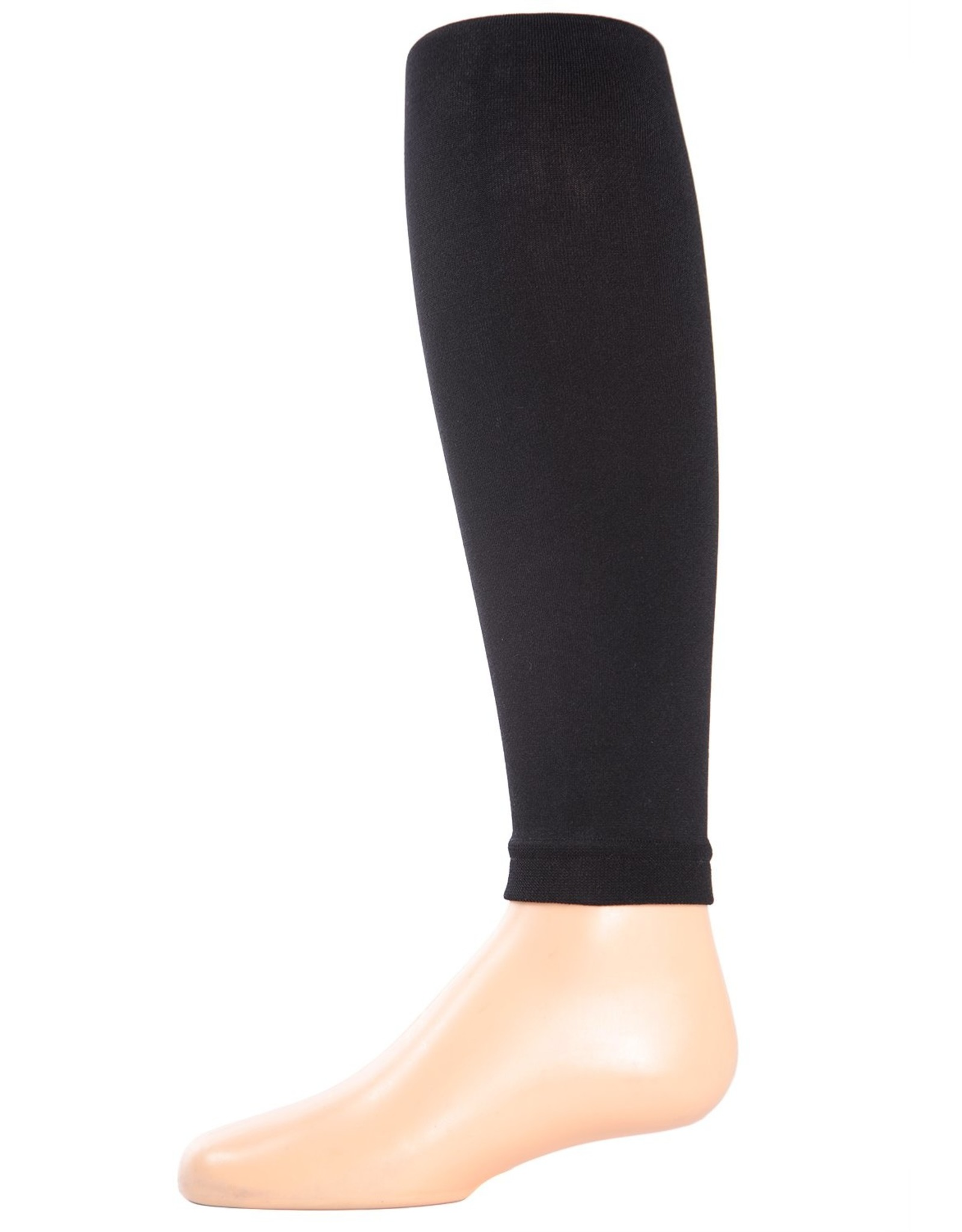 Memoi Memoi Girls Opaque Footless Tights
